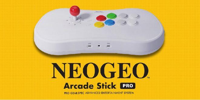 snk arcade stick pro