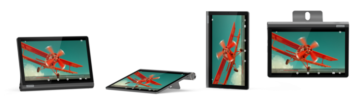 Tablette intelligente Lenovo Yoga Smart tab