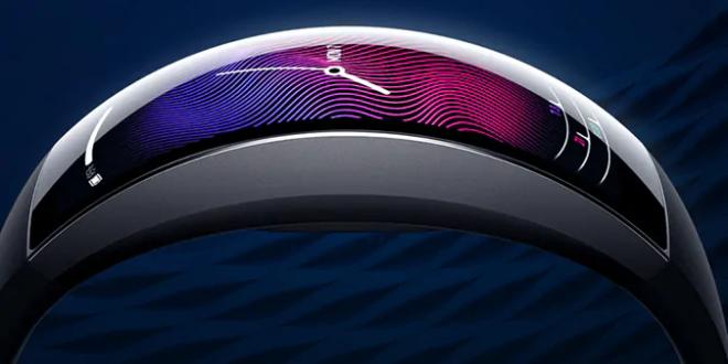 concept de la montre connectée amazfit x de huami