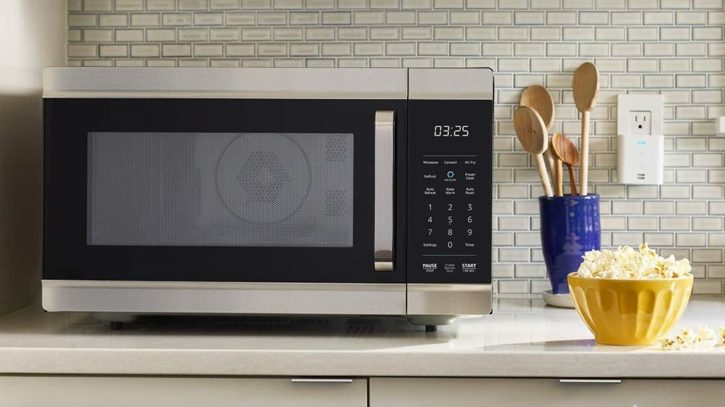 four intelligent Amazon smart oven