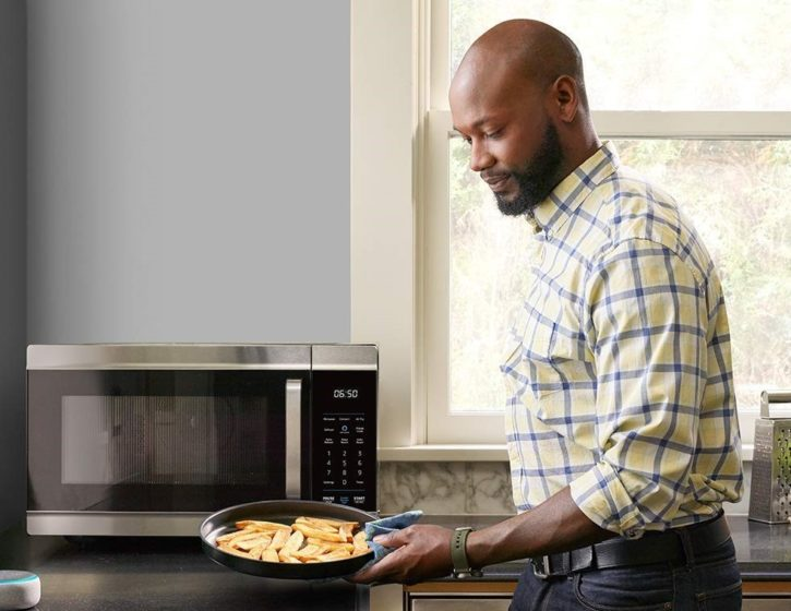 four intelligent Amazon smart oven, fonction friteuse