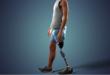 Cette prothèse de jambe permet à un amputé de retrouver des sensations