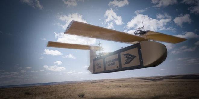 silent arrow drone planeur militaire