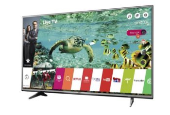 smart TV LG 55UH615V