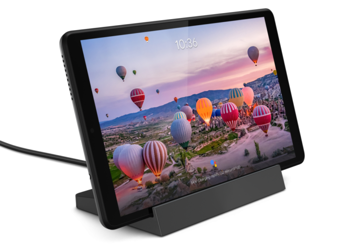 tablette inteligente Lenovo Smart Tab M8