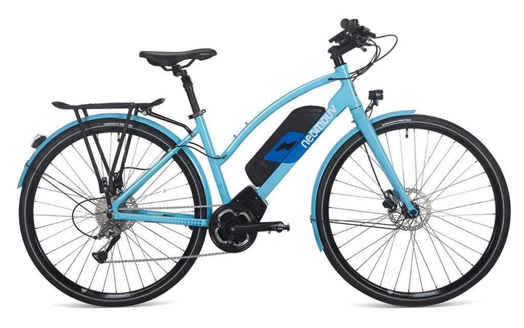 vélo électrique neomouv nova brose