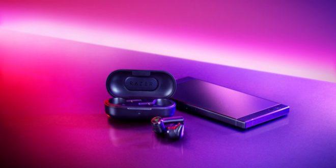 écouteurs sans fil razer Hammerhead true wireless