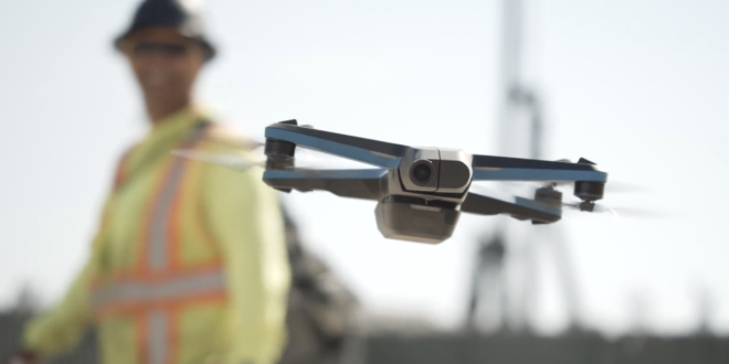 Drone autonome Skydio 2