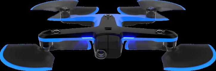 Drone autonome Skydio 2, rendu