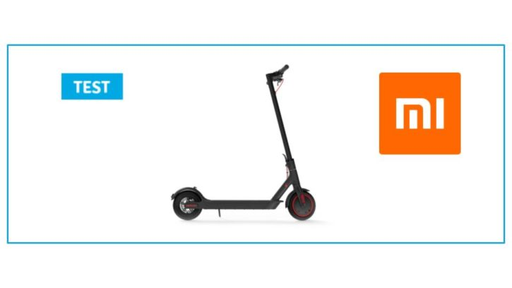 Test Mi Electric Scooter Pro