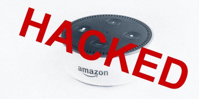 certaines enceintes connectées Amazon echo victimes d'un bug