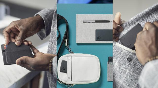 Tile tracker Bluetooth Slim