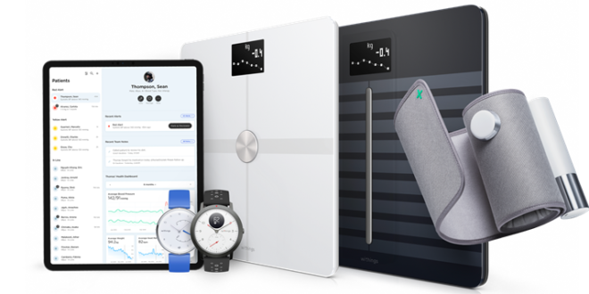 solutions withings med pro