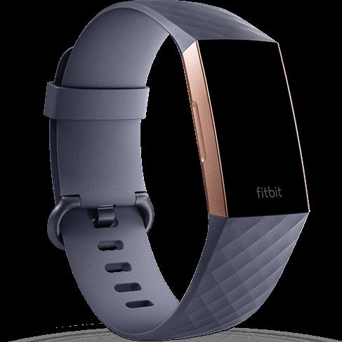 bracelet connecté fitbit charge 3