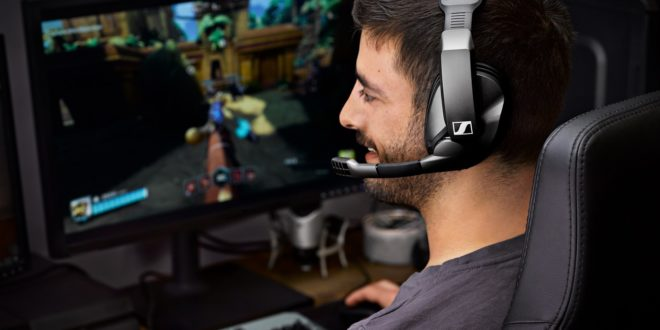 casque gamer sans fil Sennheiser GSP 370