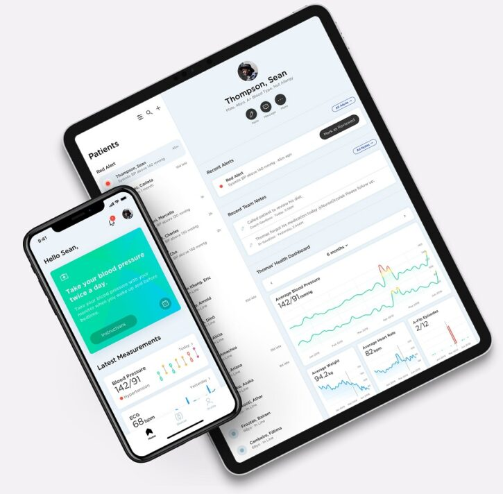 withings med pro care