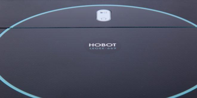 robot aspirateur hobot legee