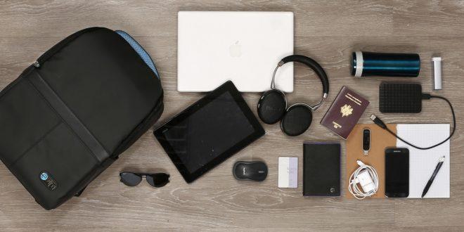 viquel e-zip, sac à dos connecté