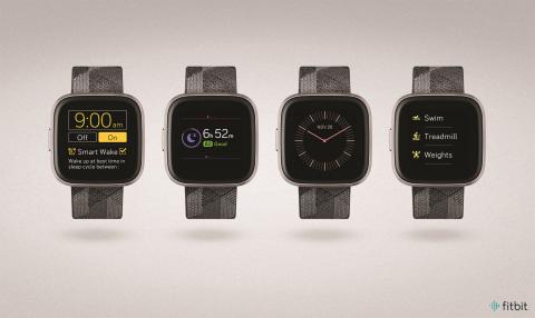 Fitbit OS 4.1 pour montres connectées Fitbit