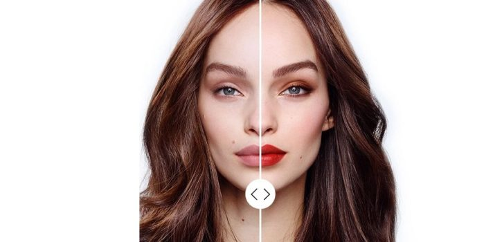 beautytech virtual try on