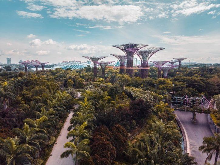 singapour marina bay smart city
