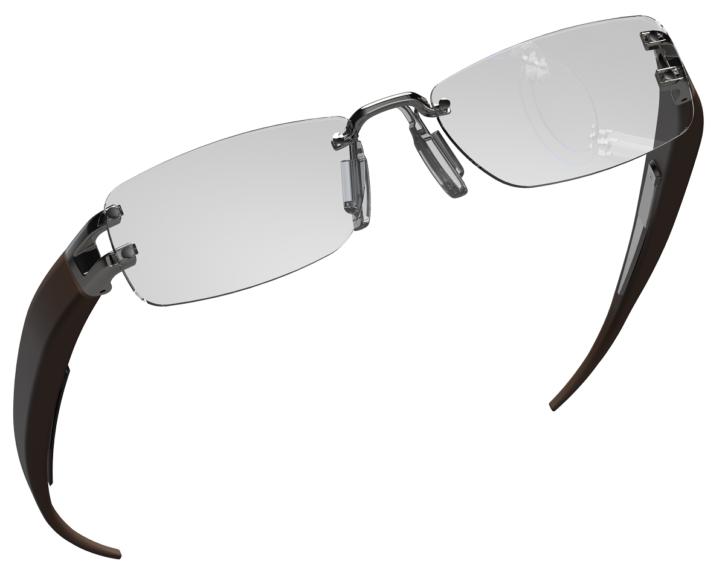 lunettes connectées sonic frames