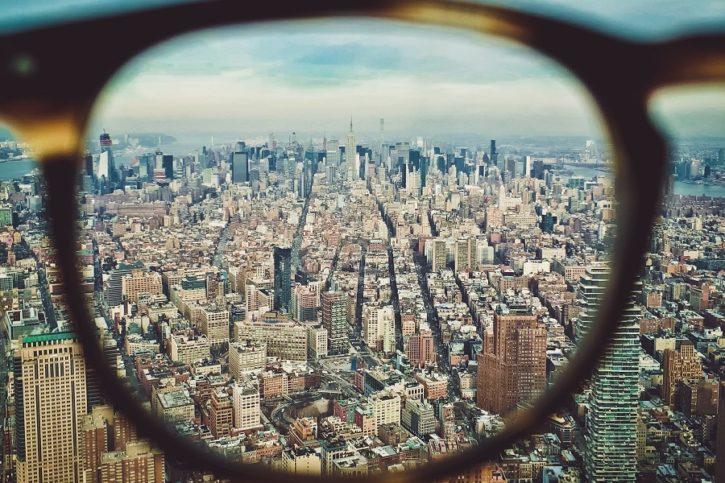 smart city binoculars