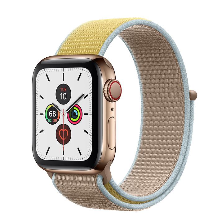 montre connectée apple watch series 5