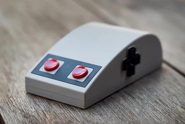 n30 wireless mouse nintendo nes