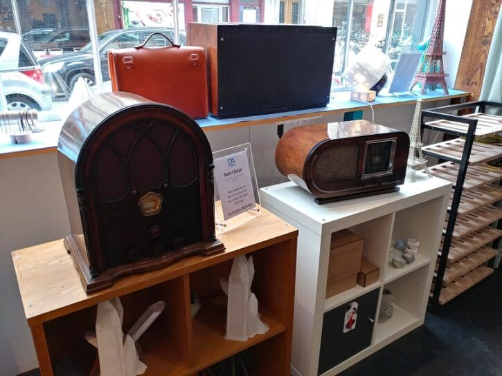 radios connectées