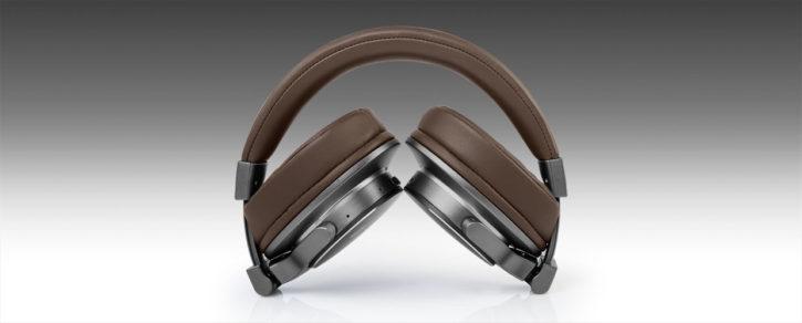 Muse M-278 BT casque audio sans fil avec oreillettes repliées