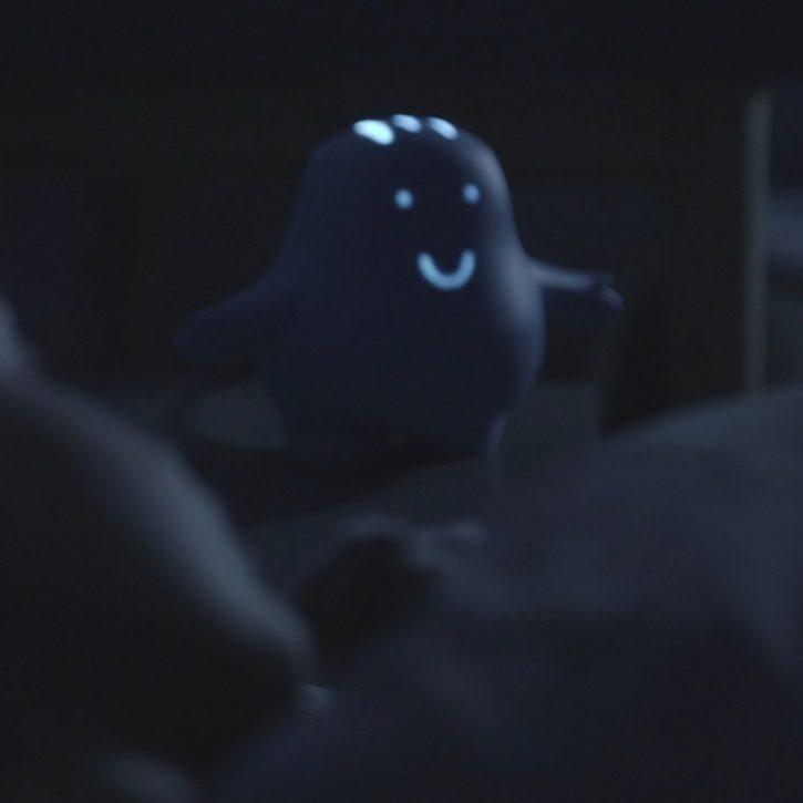 robot meyko servant de veilleuse de nuit