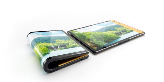 smartphone pliable escobar fold 1
