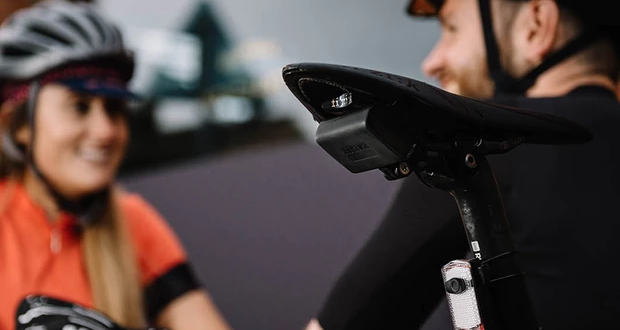 See Sense AIR : gardez la trace de votre vélo où qu'il soit