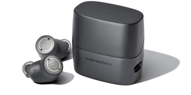 écouteurs sans fil audio-technica QuietPoint ATH-ANC300TW