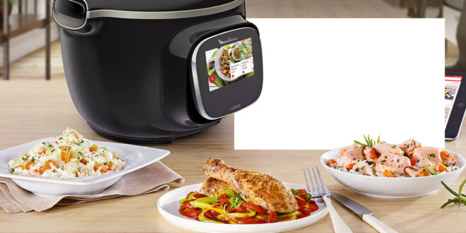 multicuiseur moulinex cookeo touch wi-fi