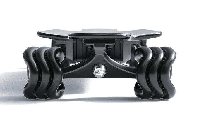 roues du skateboard électrique shark electric