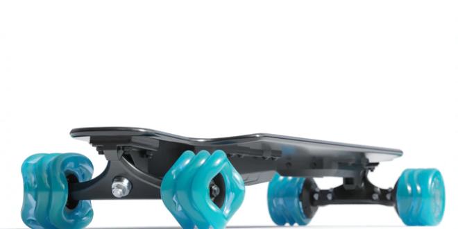 shark wheel electric skateboard électrique