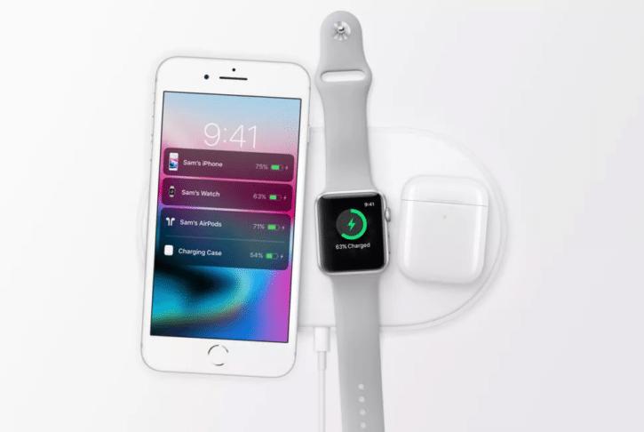 station de recharge AirPower d'Apple