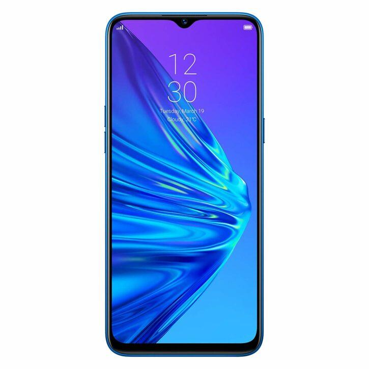 xiaomi realme 5, un des meilleurs smartphones pas cher en 2020
