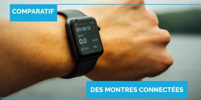 Comparatif 2020] Meilleures montres connectées Test, Avis