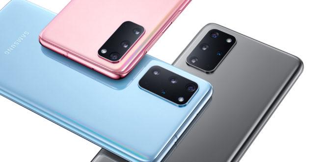 Smartphones Samsung Galaxy S20