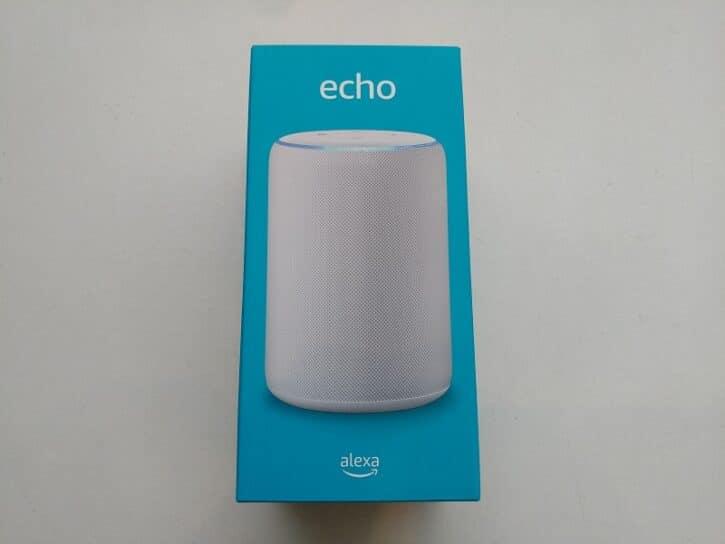 echo 3 unboxing