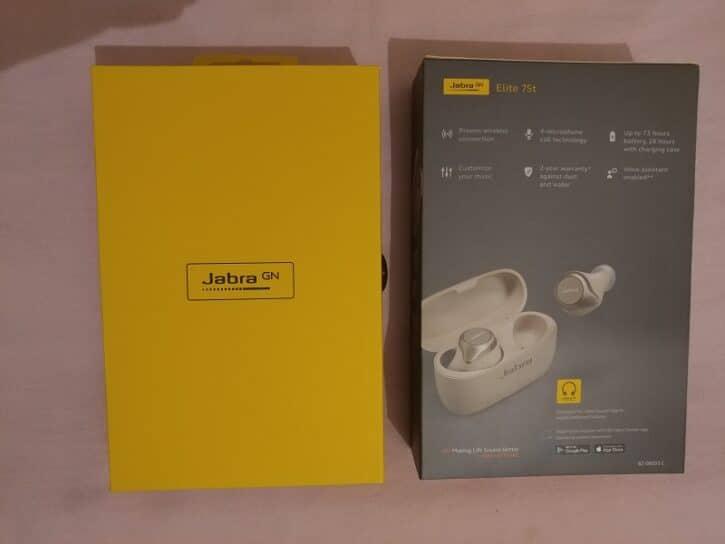 jabra unboxing 2