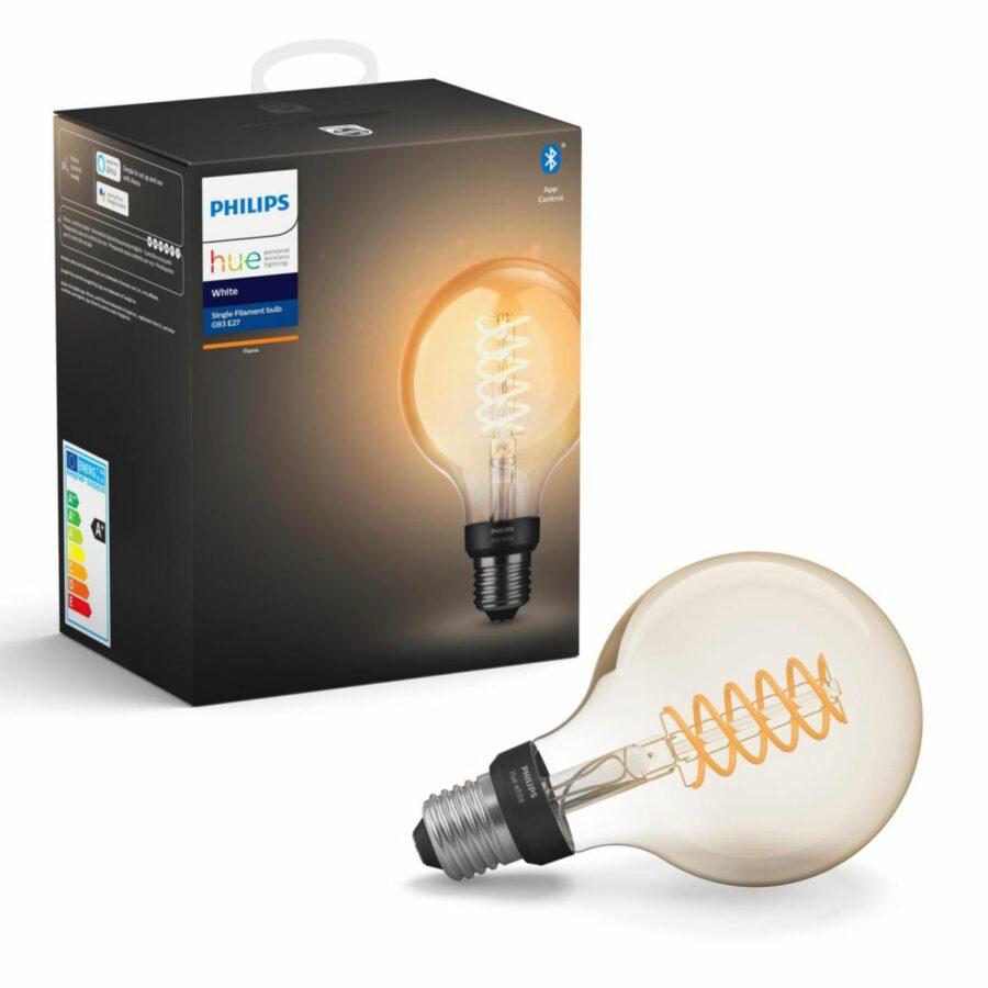 ampoule connectée philips hue filament