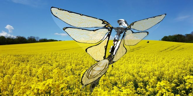 METAFLY, le premier robot papillon biomimétique est disponible en vente