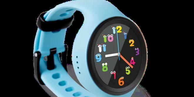 montre connectée pour enfant WathMeGo de Sprint