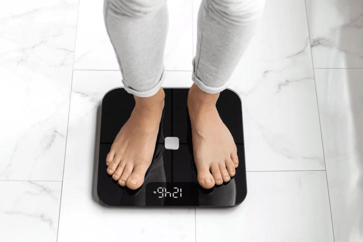 balance connectée wyze scale