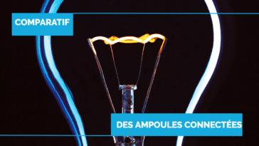 comparatif ampoule connectée