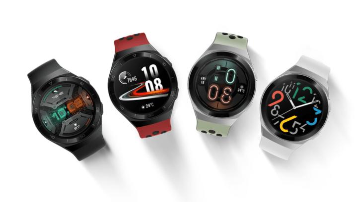 montre connectée Huawei Watch GT2e